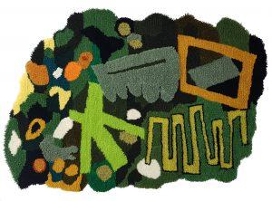 Tuftad matta av Jonathan Ollio Josefsson